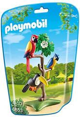 Playmobil Pájaros Tropicales