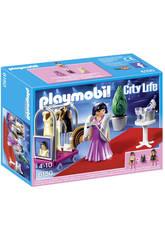 Playmobil Famosa en la Alfombra Roja