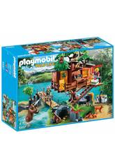 Playmobil Abenteuer Baumhaus