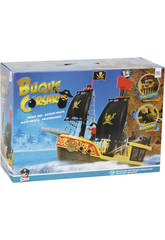 Bateau Pirate Playset