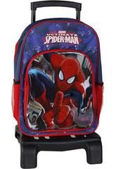 Sac À Dos Avec Trolley Spiderman