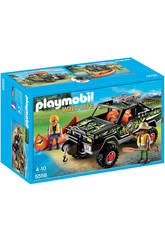 Playmobil Pick Up Aventuriers