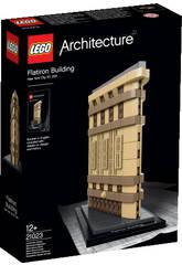 Lego Le Flatiron Building