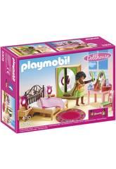 Playmobil Chambre d'adulte avec coiffeuse