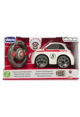 Rádio Controlo Infantil Fiat 500 Sport