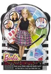 Mattel Barbie Acconciature Colorate