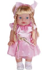 Bambola 36 cm Vinile Principessa