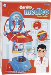 Carrello Dottore con Accessori