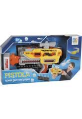 Pistola 29 cm. com 60 Bolas Papel