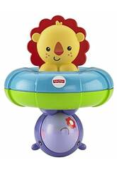 Mascotas Fisher Price Baño Divertido Mattel BFH74