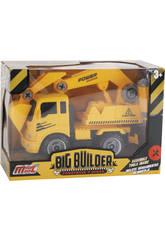 Camião Big Builder 20 cm.