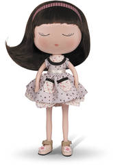 Bambola Anekke Vestito a Pois 32 cm