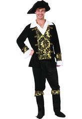 Disfraz Pirata para Hombre Talla L
