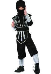 Déguisement Guerrier Ninja Enfant Taille S