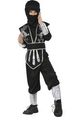 Disfraz Guerrero Ninja para Niño Talla M