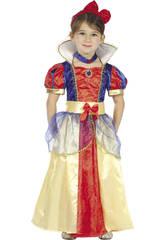 Disfraz Princesa del Bosque Bebé Talla M