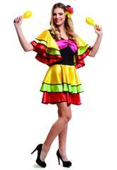 Disfraz Mujer L Rumbera
