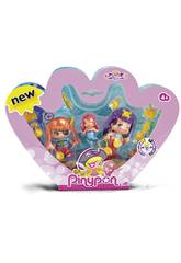 PINYPON Pirati e Sirenette Pack 3