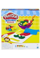 Playdoh Crear y Servir Hasbro B9012