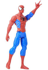 Spiderman Figura Titan Hasbro B9760