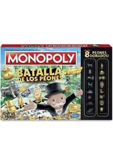 Juego de Mesa Monopoly Batalla de los Peones HASBRO GAMING C0087
