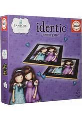Identic Gorjuss 110 Cartes Educa 17292