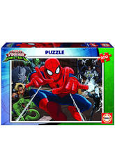 Puzzle 200 Spiderman 40x28 cm EDUCA 17178