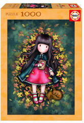 Puzzle 1000 Autumn Leaves Gorjuss Educa 17114