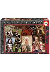 Puzzle 1500 Game of Thrones