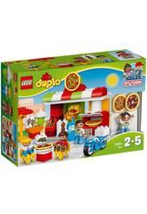 Lego Duplo Pizzería 10834