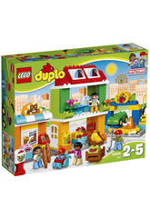 Lego Duplo Plaza Mayor 10836