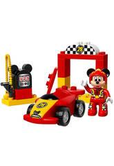 Lego Duplo La Voiture de Course de Mickey
