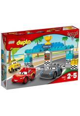 Lego Duplo La Course de la Piston Cup