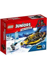 Lego Juniors Batman Contro Mr. Freeze