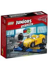 Lego Juniors Le Simulateur de Course de Cruz Ramirez