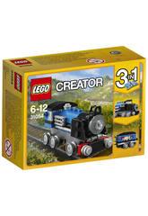 Lego Creator Express Bleu