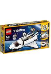 Lego Creator Explorador Espacial 31066