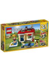 Lego Creartor Les Vacances à la Piscine