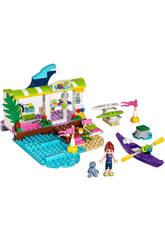 Lego Friends Tienda De Surf