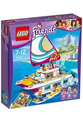 Lego Friends Il Catamarano