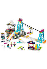 Lego Friends Ski Resort 41324