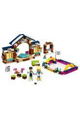 Lego Friends La Patinoire 41322