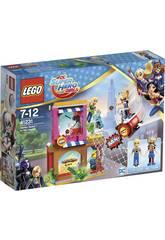 Lego DC Superhelden-Mädchen Harley Quinn zur Rettung