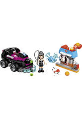Lego DC Superhero Girls Tanque de Lashina
