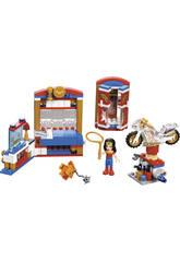 Lego DC Superhero Girls Dormitorio de Wonder Woman