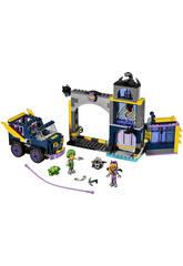 Lego DC Superhero Girls Batgirl Bunker Secreto