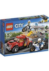 Lego City Camión Grúa en Problemas 60137