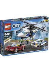 Lego City Persécution Sur l'Autoroute