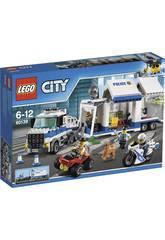 Lego City Police Centro di Comando Mobile