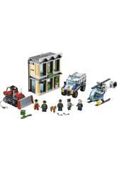 Lego City Police Rapina con il Bulldozer